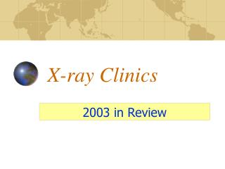 X-ray Clinics