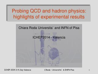 Probing QCD and hadron physics: highlights of experimental results