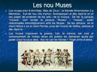 Les  nou  Muses