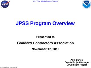 JPSS Program Overview