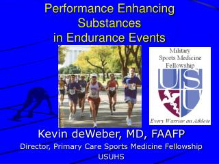Performance Enhancing Substances in Endurance Events
