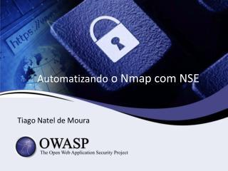 Automatizando  o Nmap com NSE