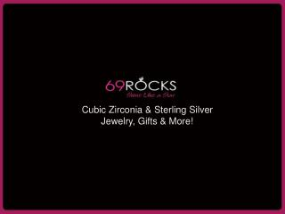 Celebrity Jewelry - Cubic Zirconia & Sterling Silver Jewelry