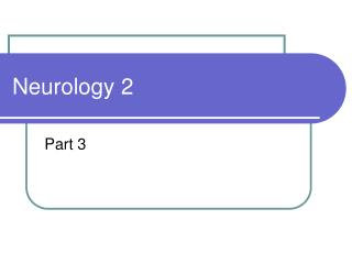 Neurology 2