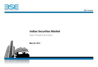 Indian Securities Market