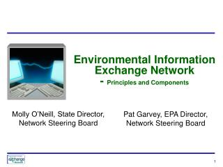 Environmental Information Exchange Network -  Principles and Components