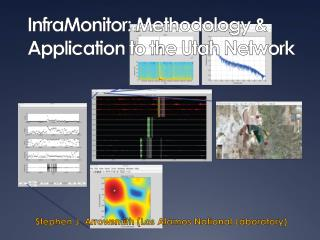 InfraMonitor : Methodology & Application to the Utah Network