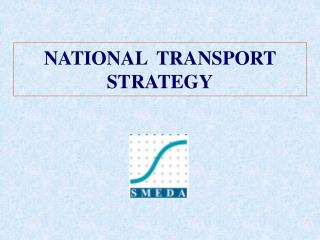NATIONAL  TRANSPORT  STRATEGY
