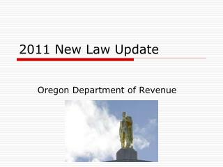 2011 New Law Update