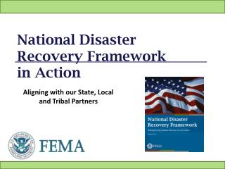 National Disaster Recovery Framework  in Action