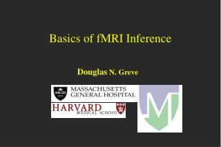 Basics of fMRI Inference