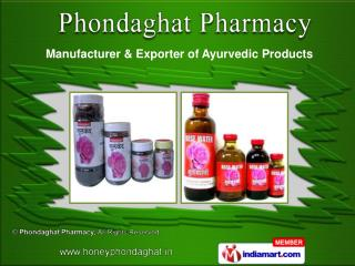 Ayurvedic Health Products by Phodaghat Pharmacy