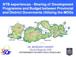 GOVERNMENT OF WEST NUSA TENGGARA