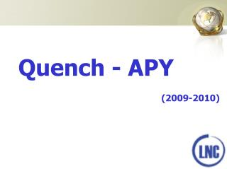 Quench APY