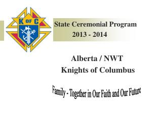 Alberta / NWT Knights of Columbus