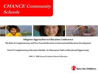 CHANCE Community Schools