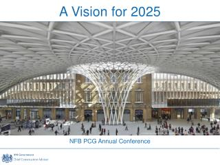 A Vision for 2025