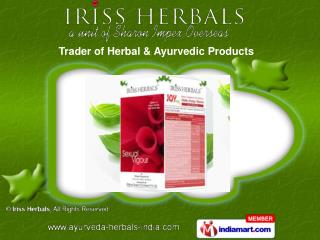 Herbal Therapy by Iriss Herbals