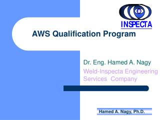 AWS Qualification Program