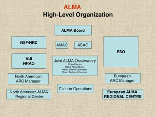 High-Level Organization