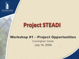 Project STEADI