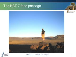 The KAT-7 feed package