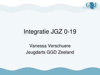 Integratie JGZ 0-19