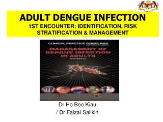 ADULT DENGUE INFECTION 1ST ENCOUNTER: IDENTIFICATION, RISK STRATIFICATION & MANAGEMENT