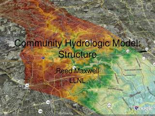 Community Hydrologic Model: Structure