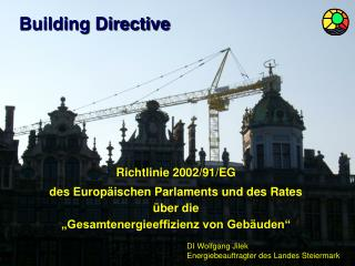 Building Directive