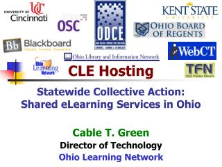 Statewide Collective Action: Shared eLearning Services in Ohio