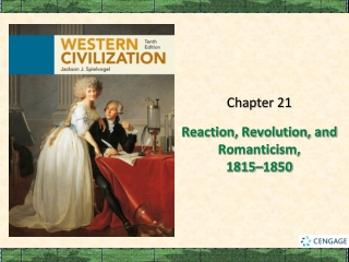 Revolution and Reform,  1830-1850