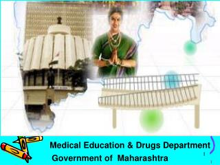 Medical Education & Drugs Department Government of  Maharashtra