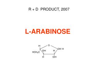 R + D  PRODUCT, 2007