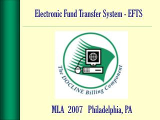 Electronic Fund Transfer System - EFTS