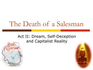 The Death of a Salesman