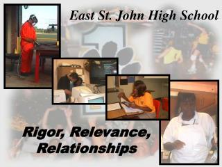 East St. John High School