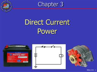 Direct Current Power
