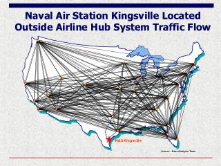 Naval Air Station Kingsville Training Space