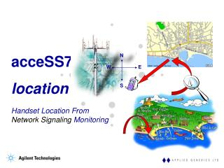 acceSS7  location  Handset Location From  Network Signaling  Monitoring