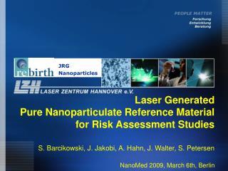 JRG  Nanoparticles