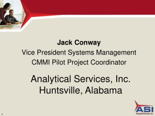 Analytical Services, Inc. Huntsville, Alabama