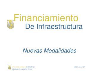 De Infraestructura