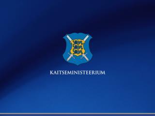 Kaitsepoliitika  Eesti julgeoleku riskid Erinevad hädaolukorrad ja valmisolek