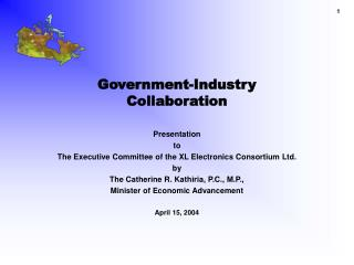 Government-Industry Collaboration