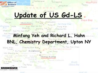 Update of US Gd-LS