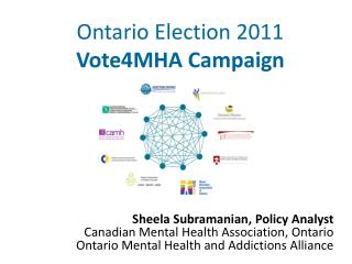Ontario Election 2011 Vote4MHA Campaign