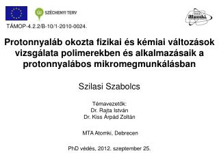 MTA Atomki, Debrecen