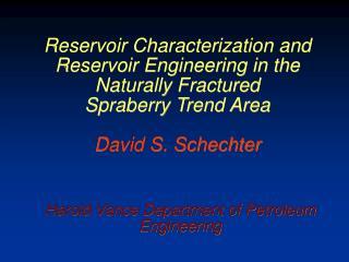 David S. Schechter