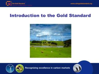 Introduction to the Gold Standard